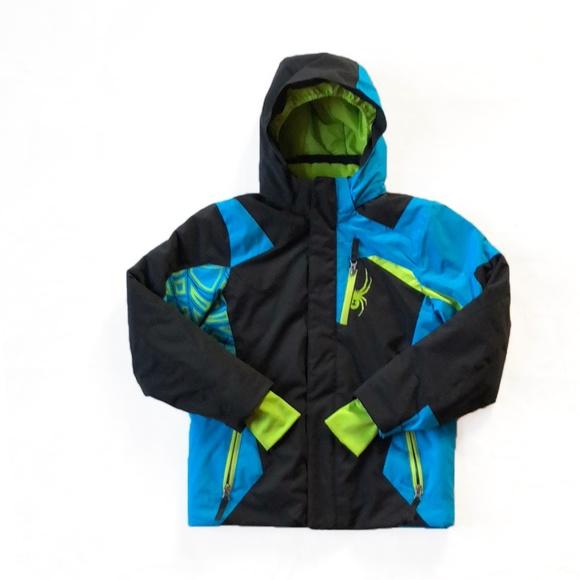 e3229c971 Boy's Spyder Ski Jacket